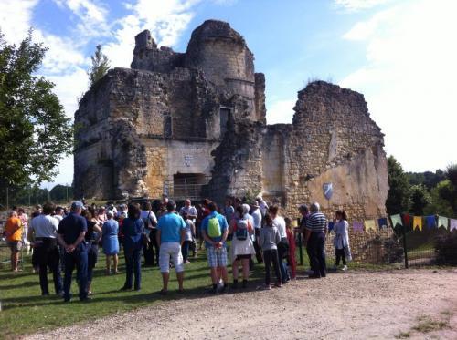 visite chateau